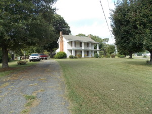 Home with 3.14 acres